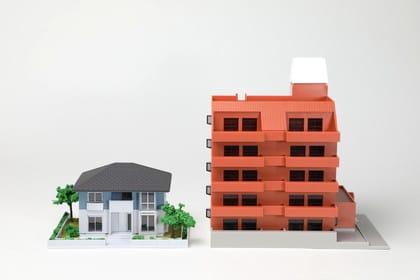 「一戸建てvsマンション」どっちを選ぶ?メリット・デメリットで比較