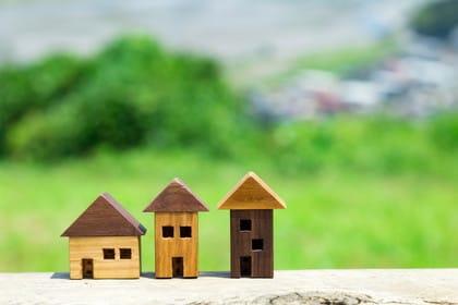 分譲住宅など新築一戸建て。銀行の住宅ローン金利や返済の種類