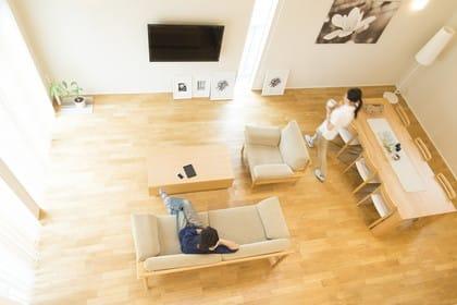 一戸建て住宅の平均坪数や延床面積。求める広さはどのくらい?