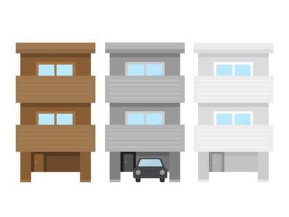 3階建て住宅に適した間取りは?気になる値段やメリット・デメリットを紹介
