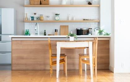 新築キッチンで失敗しない!おすすめの間取りや収納のコツを紹介