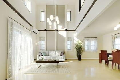 【事例紹介】吹き抜けのある家を建てたい!間取りやメリット・デメリット