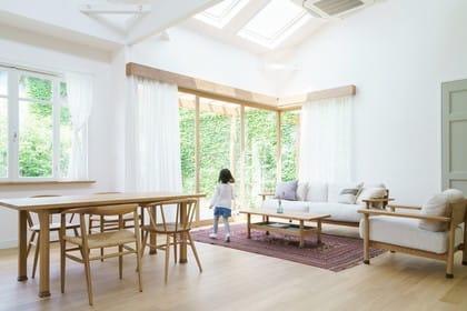 新築マイホームを平屋にするメリット・デメリット。間取りのポイントや費用とは