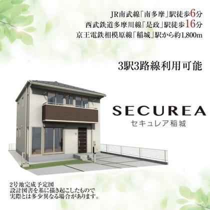 セキュレア稲城 (分譲住宅)