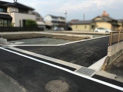 ヘーベルハウス/豊川市金屋元町分譲地