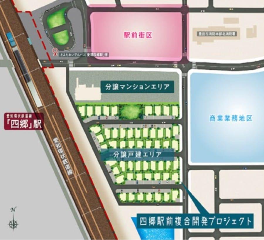 T-AVENUE 四郷駅前 PRIMAL