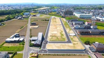 T-AVENUE 北野桝塚駅前(分譲土地)