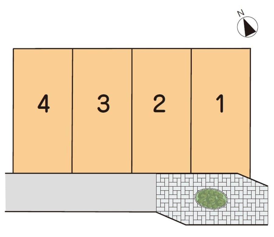 東郷中央47街区
