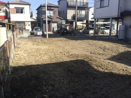 名古屋市中村区横井一丁目分譲地