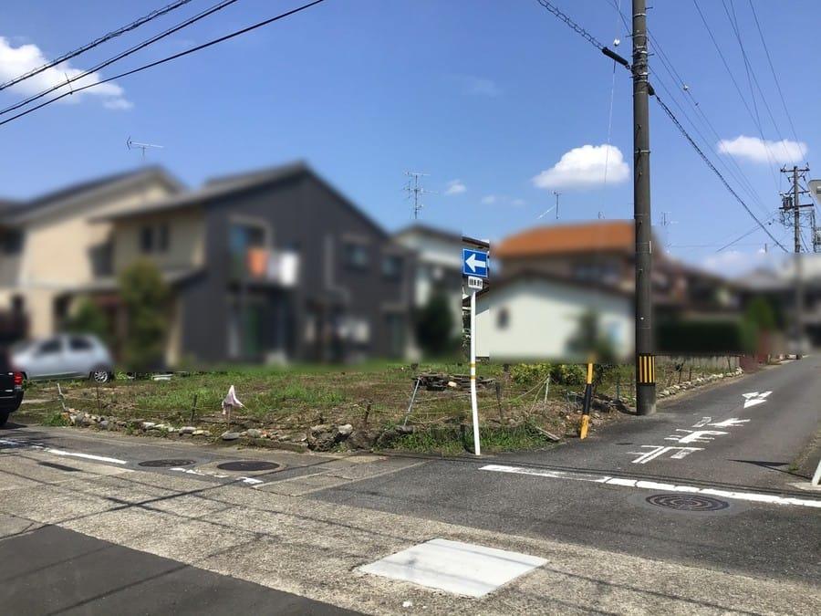 ヘーベルハウス分譲地/岐阜市加納鉄砲町