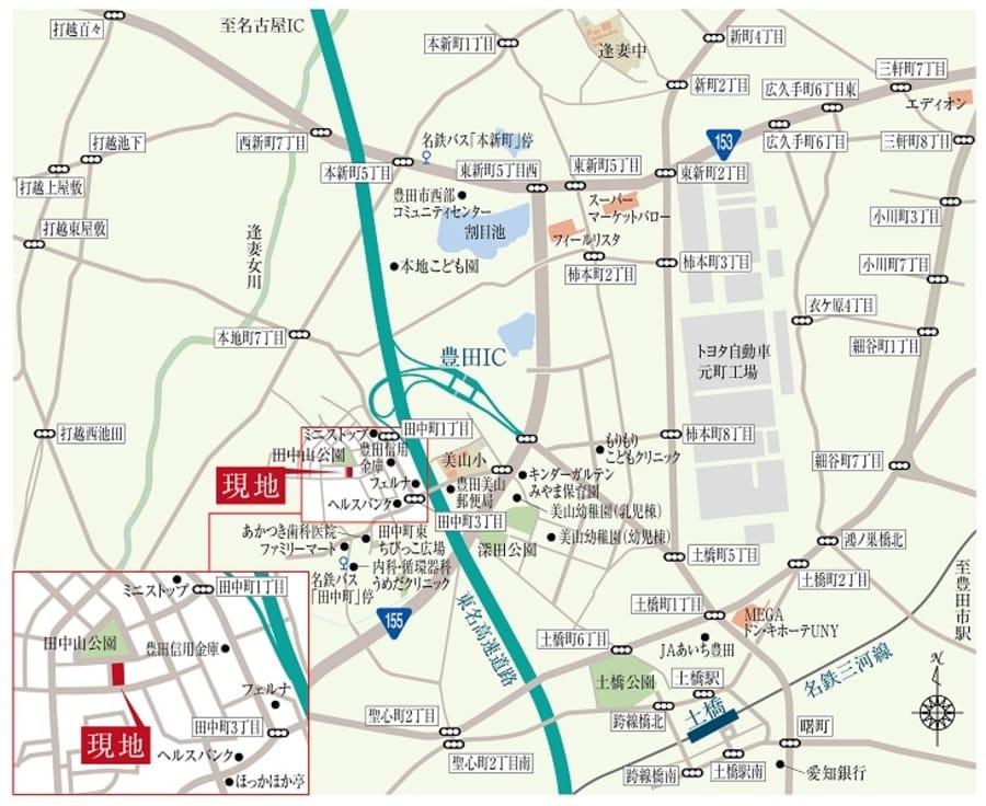 コモンステージ豊田田中町