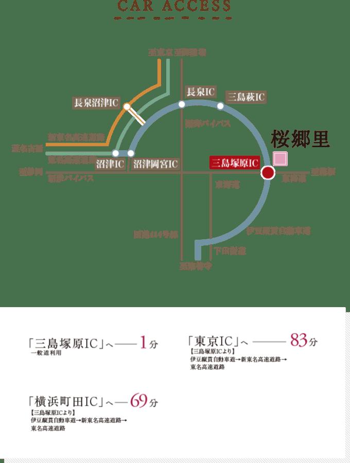 三島町」「桜郷里」