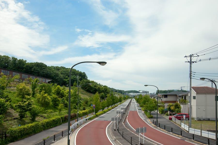 「シフォンの丘(ファミレージテラス)」(建築条件付宅地)