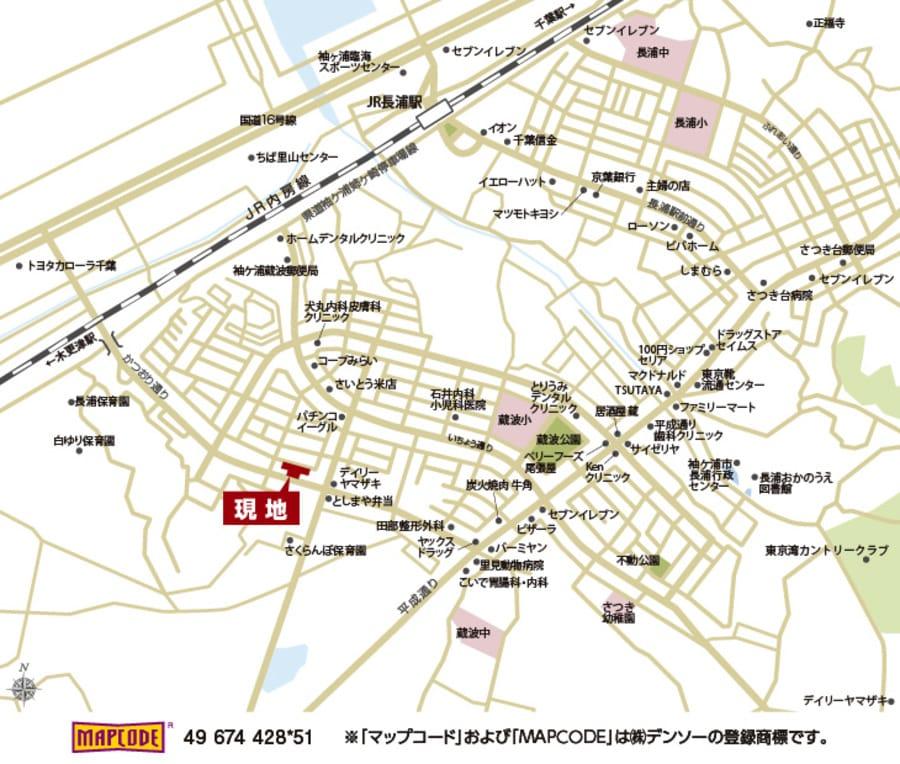 コモンステージ蔵波台2丁目7番