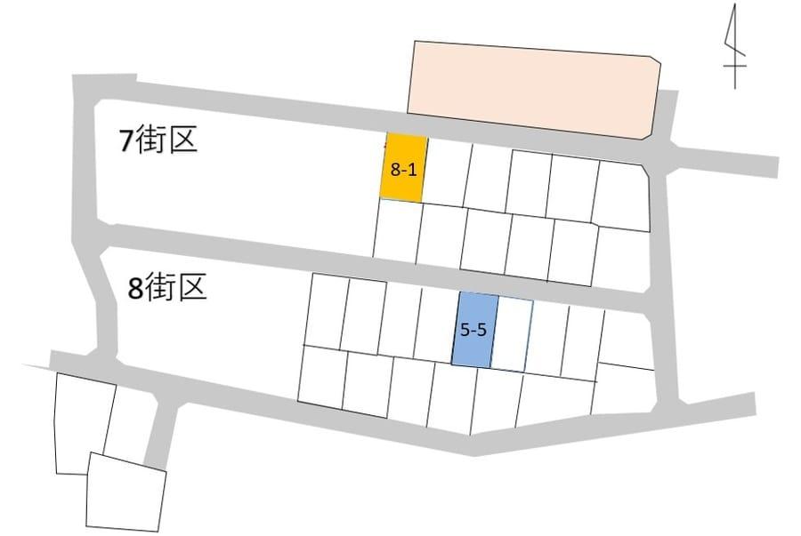 【トヨタホーム岐阜】シティステージ新加納7街区8画地1