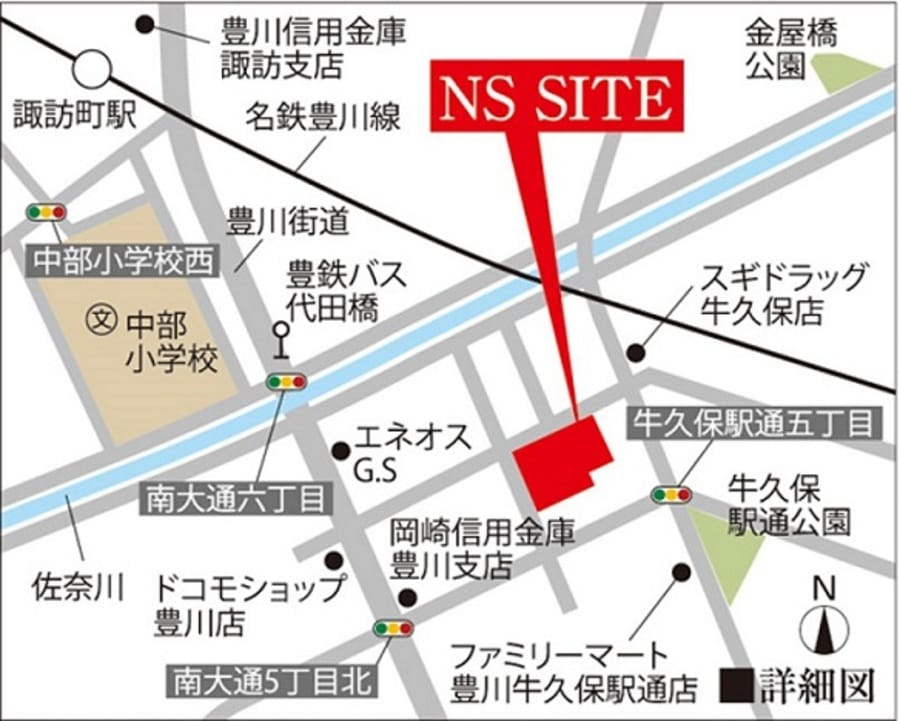 NS SITE