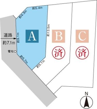 スマートハイムプレイス岡崎宇頭駅南
