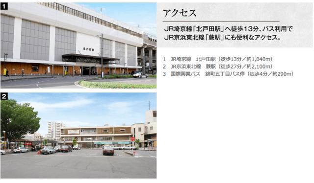コモンライフ北戸田