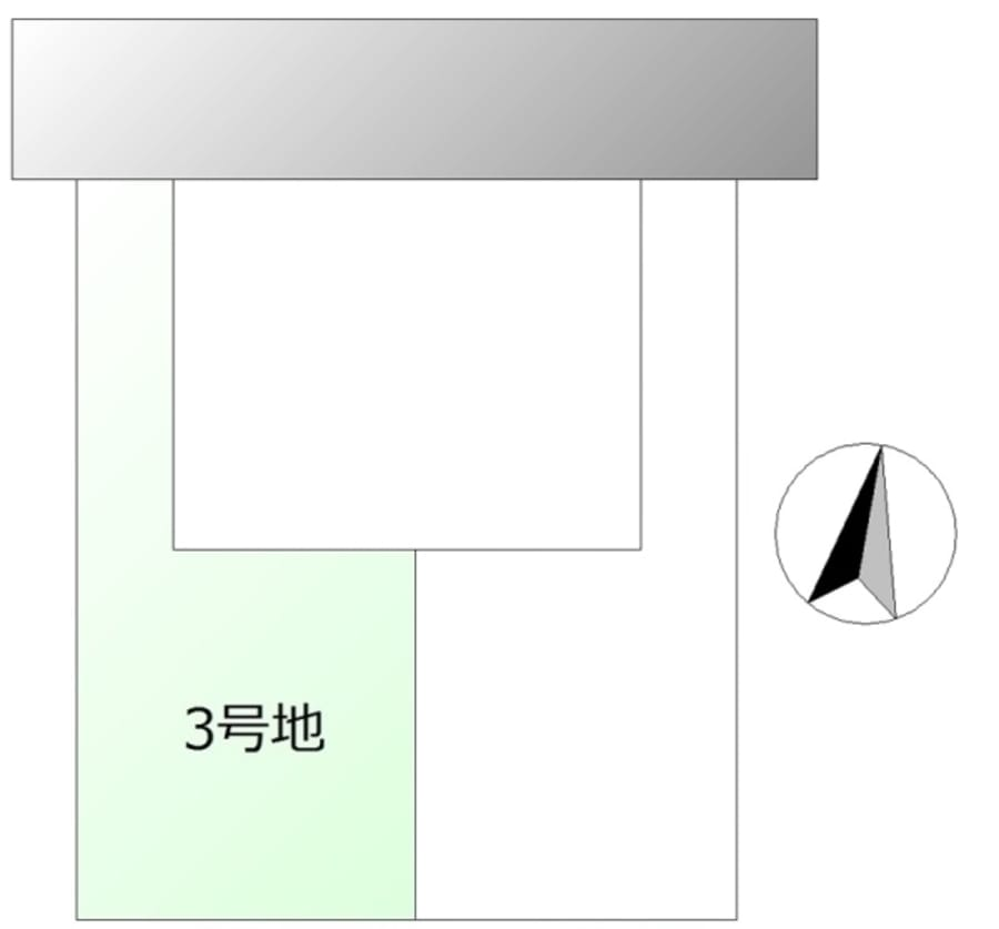 セキュレア横浜沢渡 (建築条件付宅地分譲)