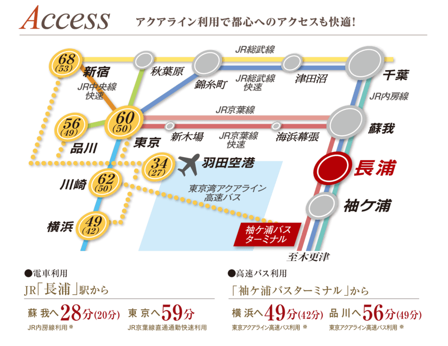 コモンステージ長浦駅前2丁目17番