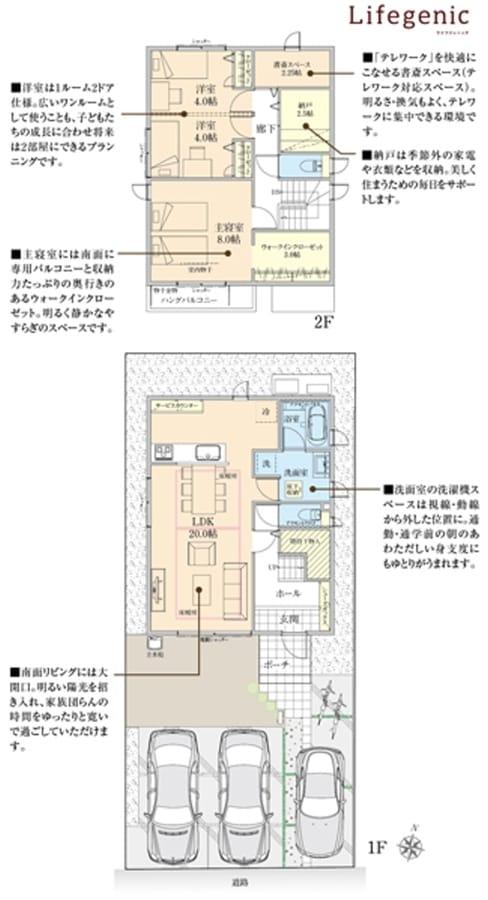 セキュレア若葉・藤金 (分譲住宅)