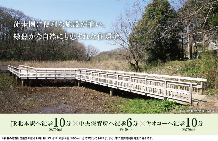 コモンステージ北本本町