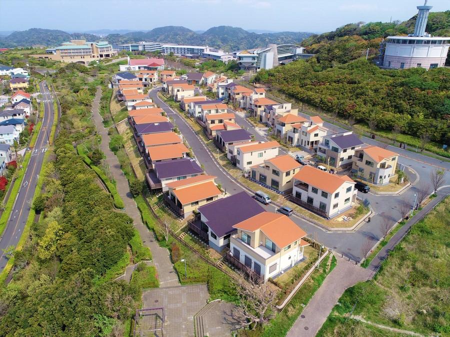 【Panasonic Homes】パークナードテラス湘南国際村
