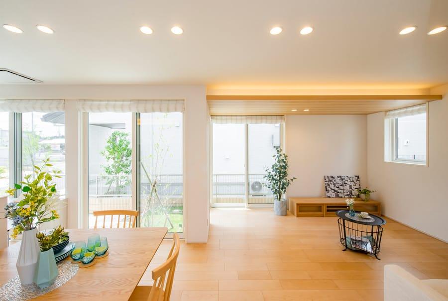 コモンステージ東松山神明町~都幾の丘~第1期、第2期分譲住宅