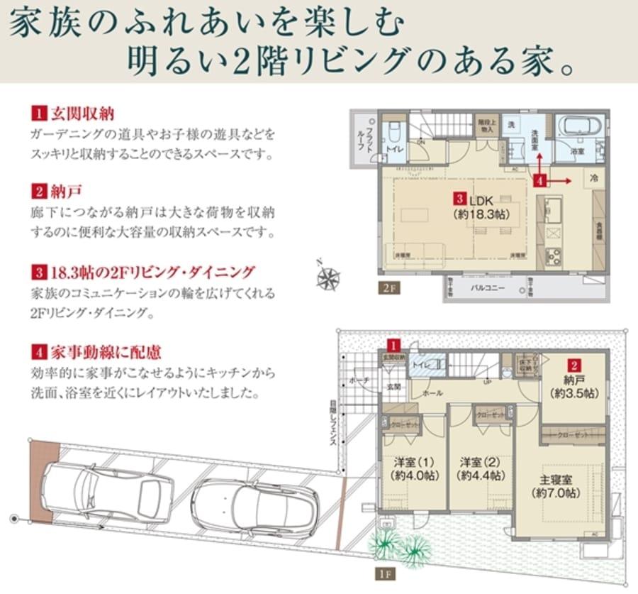 セキュレア松波1丁目 (分譲住宅)