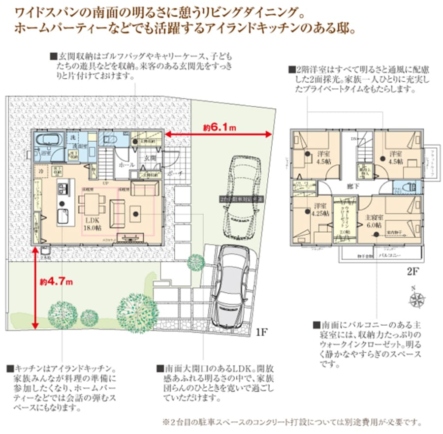 東京森都心 多摩ニュータウン東山 【森4区】(分譲住宅)