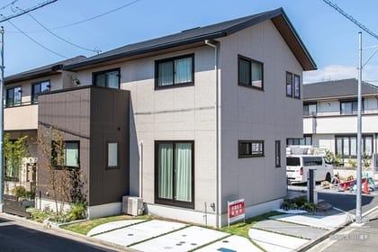 セキュレア葵区古庄3丁目 (分譲住宅)