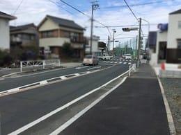 ヘーベルハウス/豊川市光明町分譲地