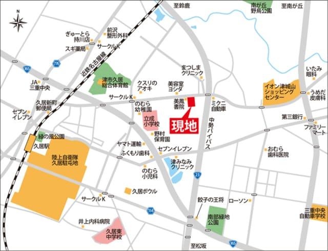 セキュレア久居野村町 (分譲住宅)