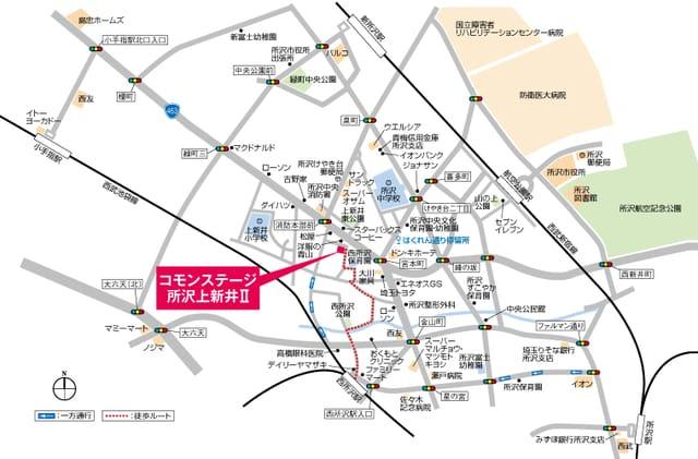 コモンステージ所沢上新井II