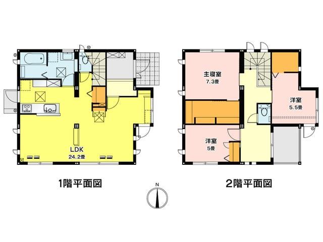 駿東郡長泉町「本宿」建売分譲住宅