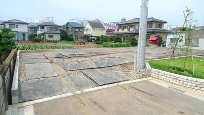 パークナードテラス湘南平塚(建築条件付)