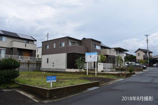 富士市「富士見台」
