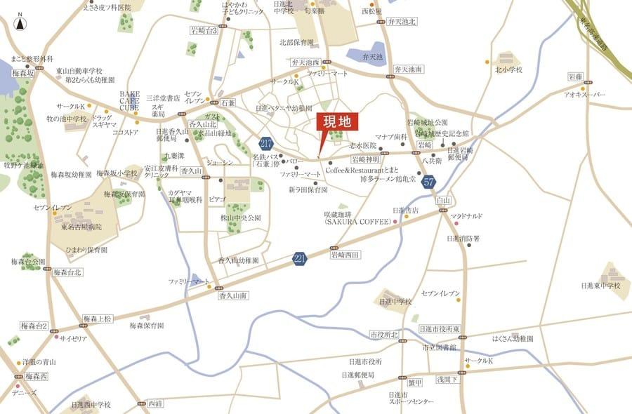 T-AVENUE 日進岩崎町 ソレイユテラス