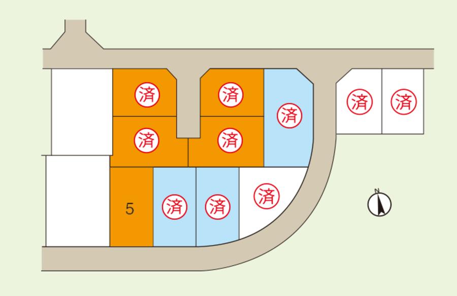 富士市「富士見台」建売分譲住宅