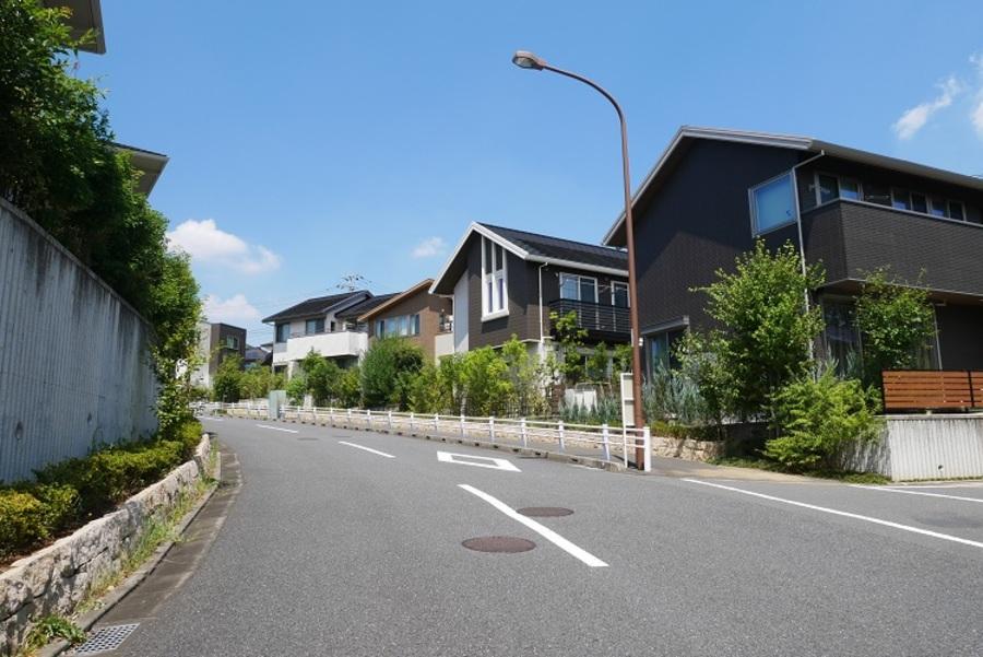 多摩ニュータウン東山分譲地【建築条件付宅地】