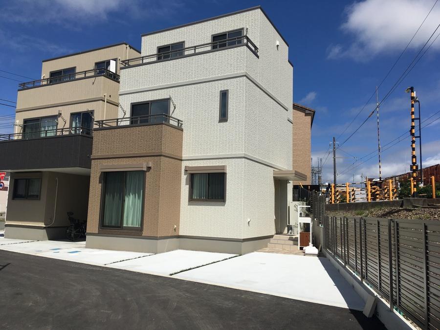 【トヨタホーム】三島市東本町 分譲住宅