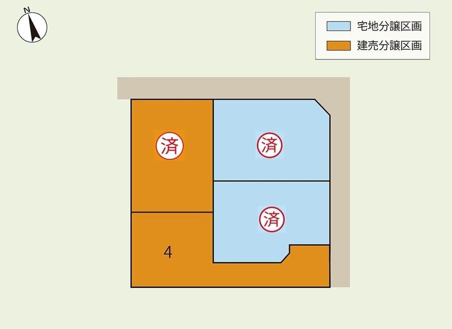 焼津市「大覚寺2丁目」建売分譲住宅