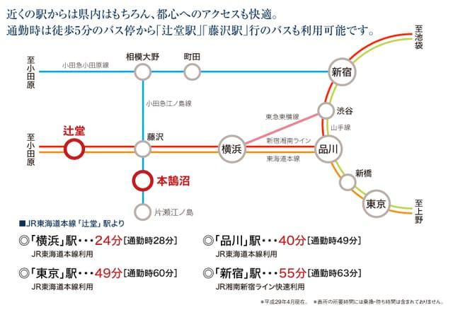 コモンライフ辻堂太平台