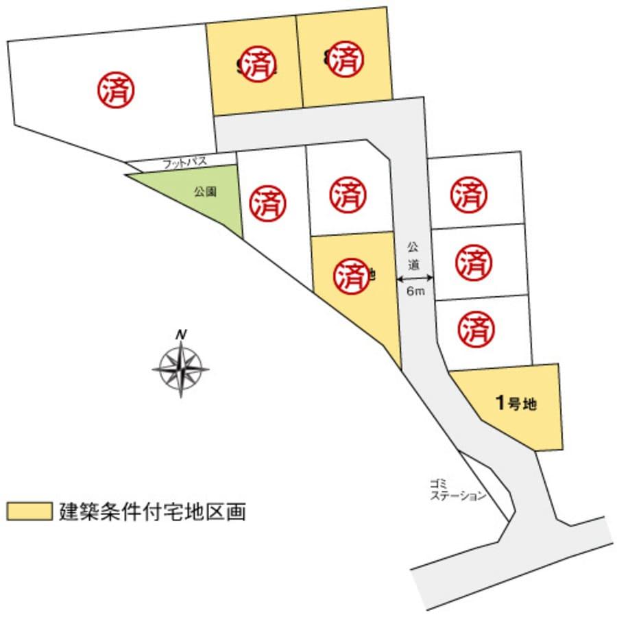 コモンヒルズ久居野村町Ⅰ
