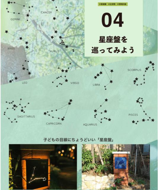 星と時のVillage ~遊歩道の公苑~