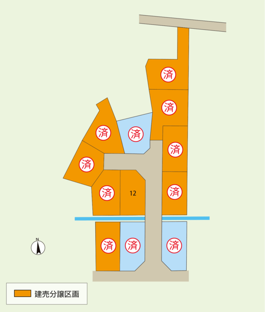 静岡市葵区「西瀬名町」建売分譲住宅