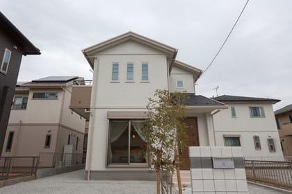 シンシアリー・ガーデン御殿場東田中分譲モデルハウス