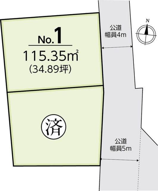 パークナードテラス練馬春日町Ⅱ(建築条件付)