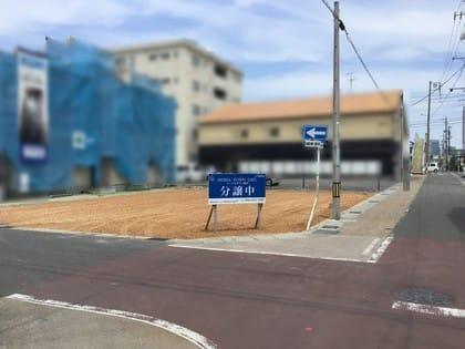 ヘーベルハウス/岐阜市加納堀田町分譲地