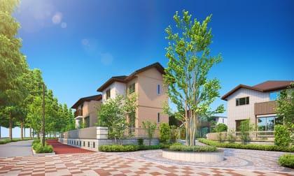 【Panasonic Homes】ヒルズTHEヒルズ印西牧の原エイテスタウン 建築条件付宅地